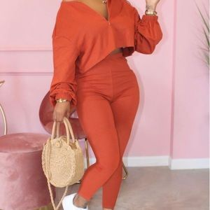 Women's 2 piece outfit